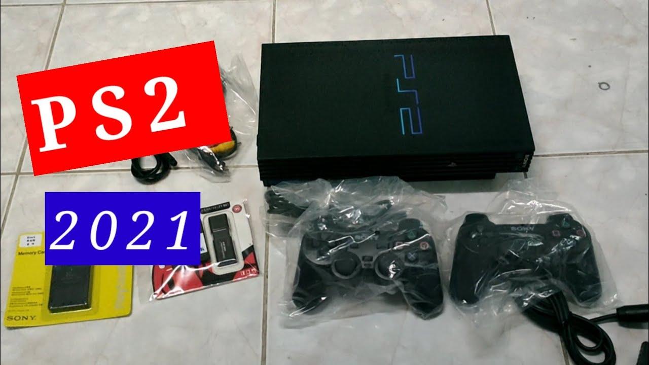 รีวิว เครื่องเกมส์ PS2 มือสอง 2021 มาดูกันว่าจะยังใช้ได้มั้ย