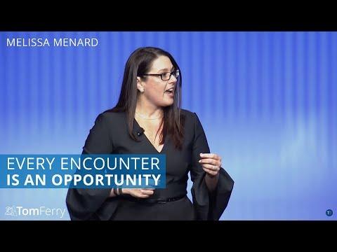 $151,000 GCI from Agent to Agent Networking Referrals | Melissa Menard | Summit 2017