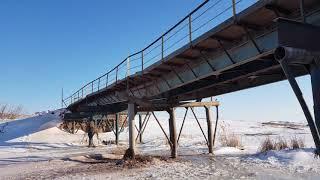 Аварийный мост.