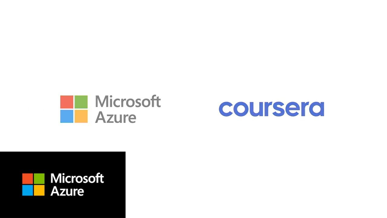 Microsoft and Coursera Announce New Azure Courses and Scholarships