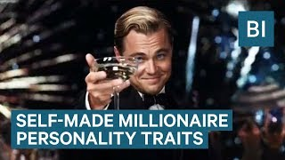 Common Personality Traits Of Self-Made Millionaires