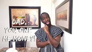 Download Clifford Owusu Comedy - In An African Home: Dad! You Owe Me Money! 💵 (Clifford Owusu)