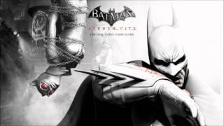 Repeat youtube video Batman Arkham City  Soundtrack - It Was the Joker (Track #6)