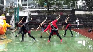 We were asked to perform as the winner of the dance cover competiti...