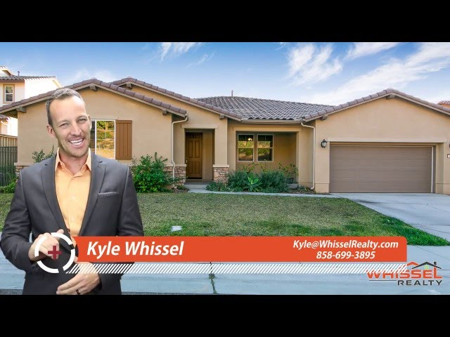 Video Tour of Santee Home For Sale @ 6213 Monticello St in the Sky Ranch Community