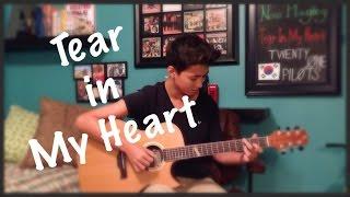 Tear In My Heart - Twenty One Pilots - Fingerstyle Guitar Cover