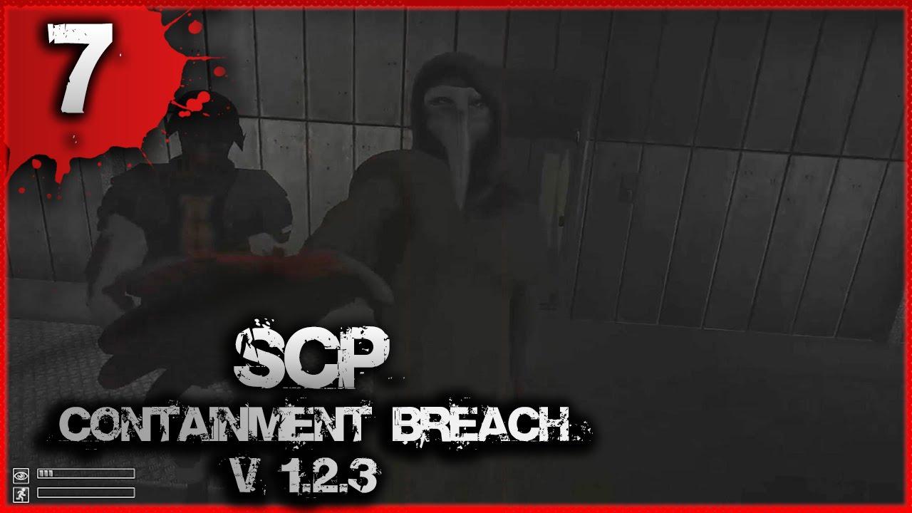 Scp containment breach 1.2.3