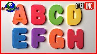 Alphabet Flashcards for Children | Video for Kids.