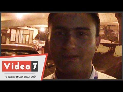 اليوم السابع : بالفيديو.. مواطن لوزير القوى العاملة: