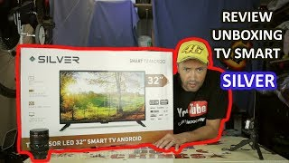 REVIEW SMART TV IP-LE 32 SILVER  PRODUTO RIBEIRO CASTRO ALVES
