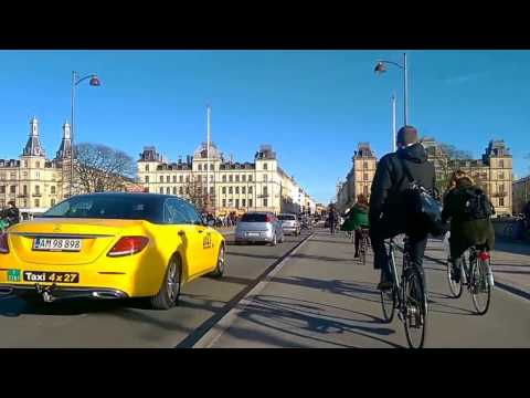 Copenhagen Cycling: To the Old Naval Base - First Friday of Spring