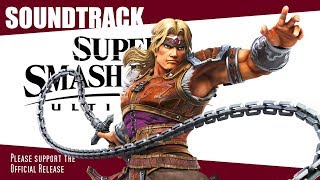 【Super Smash Bros. Ultimate OST】 -【Simon Belmont's Theme】-【Bloody Tears / Monster Dance】
