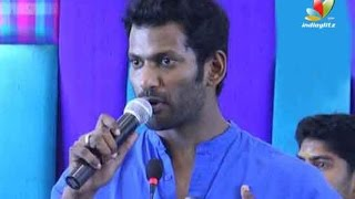 Nadigar Sangam will be apolitical- Vishal clarifies | Hot Tamil Cinema News