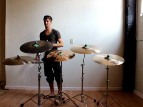 Greenbrier Percussion - New Sabian Custom Shop Cymbals Demo Part 1