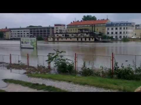 Árvíz, Győr - 2013.06.06