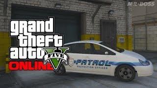 GTA 5 Online: Secret Cars - Merryweather Security Car Location (GTA V)