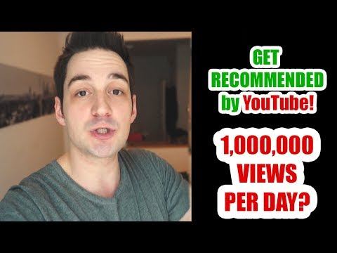 How To Get Your Video Recommended by YouTube