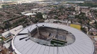 20/06/18 Tottenham Hotspur new stadium 360 Birds Eye View