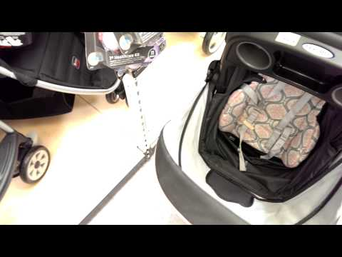 Graco Modes Click Connect Travel System Stroller Francesca Review