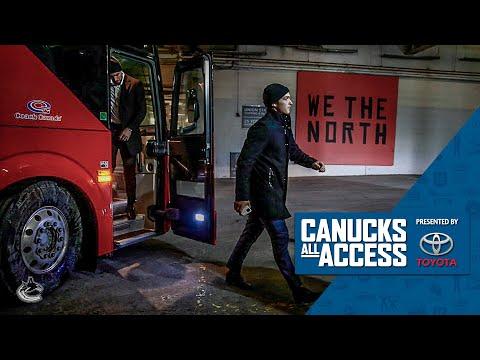 Montreal, Ottawa, Toronto And Columbus - All Access