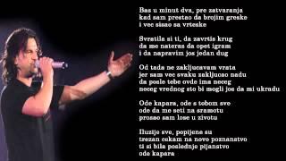 Aca Lukas - Poslednje pijanstvo - (Audio 2001)