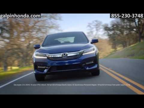 2017 Honda Accord Hybrid Los Angeles San Fernando Valley CA