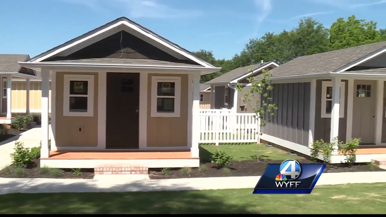 Tiny Home Community Open In The Upstate Youtube