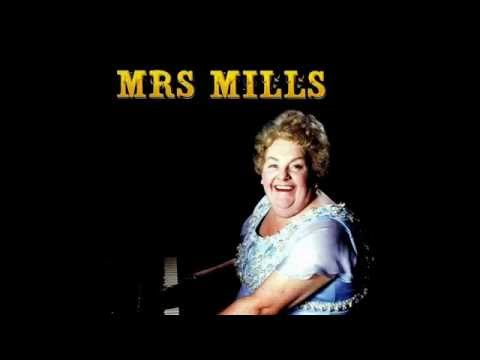 mrs mills well meet again vera lynn youtube