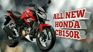 Warna terbaru All New Honda CB150R 2018