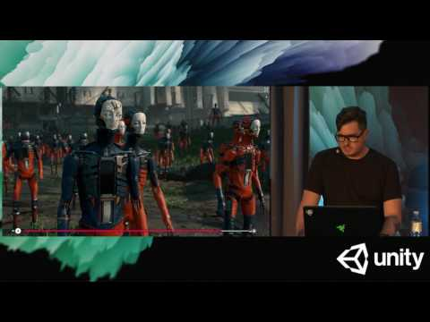 Siggraph 2017 - Real-time Cinematics & Storytelling