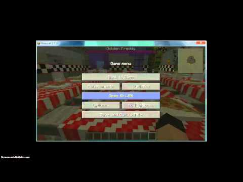 minecraft-fnaf-technic-mod-pack-review