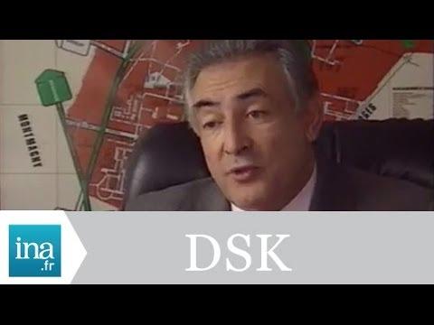 Qui est Dominique Strauss-Kahn ? - Archive INA