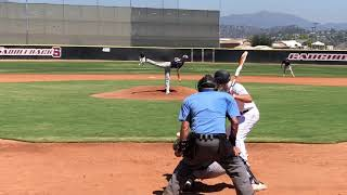 Cade Nicol - Updated Pitching - Class of 2019