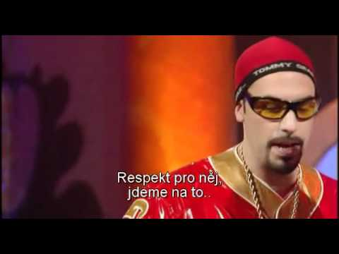 Jarvis Cocker - Help the Aged (Ali G Show) (Czech Subtitles)