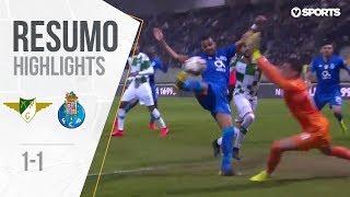 Highlights | Resumo: Moreirense 1-1 FC Porto (Liga 18/19 #21)