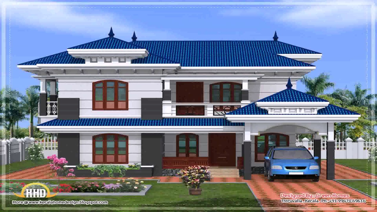 Assam Type House Front Wall Design Youtube