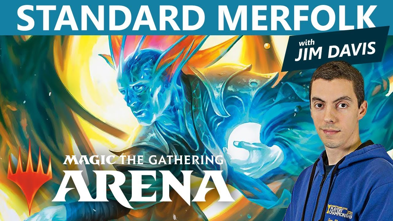 Merfolk at the Mythic Championship | Article by Jim Davis