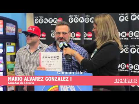 WOW! Mexican Dad wins HUGE Powerball LOTTO #Refried #Lotto