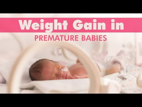 Tips to Help Your Premature Baby Gain Weight