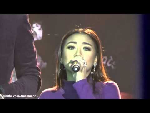 ASAP20 raw Morissette Amon  Miss Kita Kung Christmas