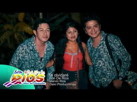 Te Olvidare   Son De Rios Beto Rios Video Lyric Oficial Primicia 2018 4K