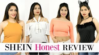 SHEIN Online Shopping - Most HONEST Review & Try On Haul | Anaysa