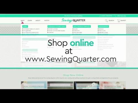 Sewing Quarter - 18th November 2017