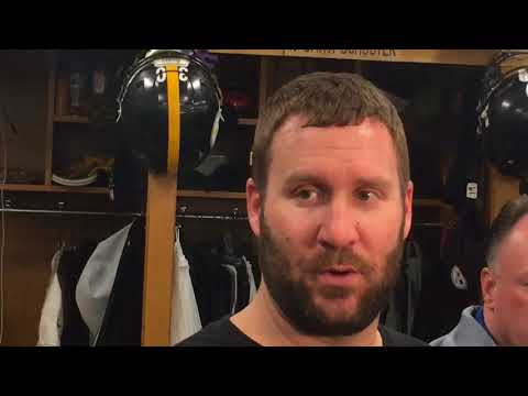 Ben Roethlisberger reflects on James Harrison signing for New England Patriots
