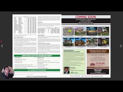 Q1 2019 Napa County Report