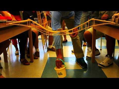2012 Spaghetti Bridges MESA