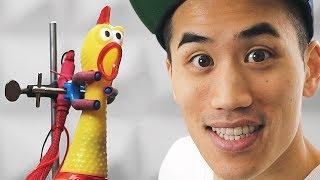 The Rubber Chicken Instrument 😂