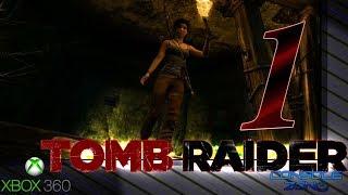 Tomb Raider 2013 (Xbox 360 / PS3) - 1 часть прохождения игры