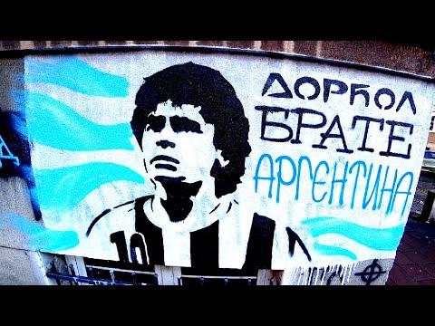 BELGRADE SERBIA Graffiti & Street Art City Tour
