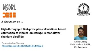 High-throughput first-principles-calculations based estimation of Li ion storage in monolayer ReS2